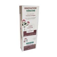 Klorane Keratin Συμπλήρωμα Διατροφής για τα Μαλλία 3x30caps