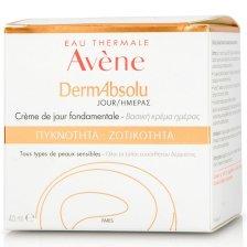 Avene DermAbsolu Creme De Jour Fontamental Βασική Κρέμα Ημέρας,Φροντίδα Πυκνότητας & Ζωτικότητας της Ευαίσθητης Επιδερμίδας 40ml