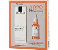 La Roche-Posay Redermic C Cream 40ml & Δώρο Mini Pure Vitamin C10, 10ml
