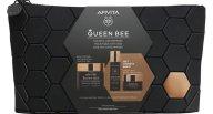 Apivita Promo Queen Bee Ολιστική Αντιγήρανση Κρέμα Ημέρας Πλούσιας Υφής 50ml & Ορός 10ml & Κρέμα Νύχτας 15ml