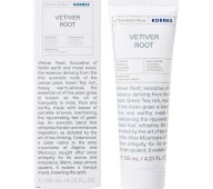 Korres Vetiver Root Aftershave Γαλακτωμα για Μετά το Ξύρισμα 125ml