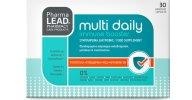 PharmaLead Multi Daily Immune Booster Συμπλήρωμα Διατροφής, Ολοκληρωμένο Σύμπλεγμα Πολυβιταμινών Μετάλλων & Ιχνοστοιχείων 30Caps