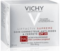 Vichy Liftactiv Supreme Anti-Rides SPF30 HA Κρέμα Ημέρας Αντιρυτιδική & Συσφικτική Φροντίδα με Υαλουρονικό Οξύ 50ml