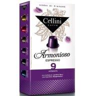 Cellini Caffe Armonioso Espresso Συμβατές με Συσκευή Nespresso 10caps