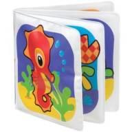 Playgro Splash Book- Βιβλιαράκι για το μπάνιο 6m+