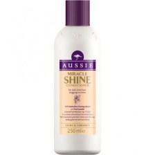 Aussie Miracle Shine Conditioner Μαλλακτική Κρέμα για Θαμπά & Ξηρά Μαλλιά 250ml
