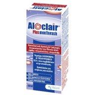 Aloclair Plus Mouthwash Στοματικό Διάλυμα για Άφθες και Μικρές Κακώσεις στη Στοματική Περιοχή 60ml