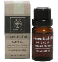 Apivita Essential Oil Πατσουλί 10ml