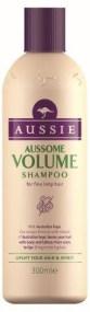 Aussie Aussome Volume Shampoo Χαρίζει Αισθησιακό Ογκο 300ml