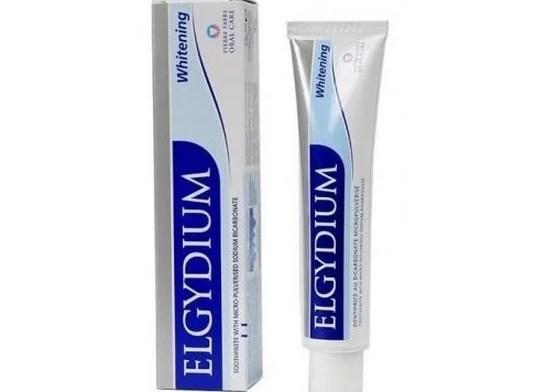 Elgydium Whitening Οδοντόκρεμα 75ml