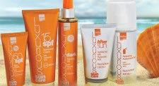 Intermed Luxurious Sun Care Medium Protection Pack Πακέτο Χαμηλής Αντηλιακής Προστασίας με 5 Προιόντα