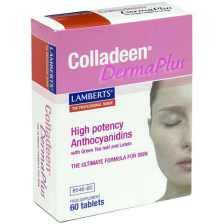 Lamberts Colladeen® Derma Plus Για Την Υγεία Του Δέρματος 60Ταμπλέτες