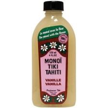 Monoi Tiki Tahiti Vanilla Ενυδατικό Λάδι Σώματος με Άρωμα Βανίλιας 120ml