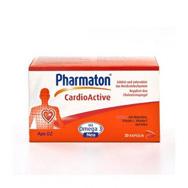 Pharmaton Cardioactive Συμπλήρωμα Διατροφής Για Την Υγεία Της Καρδιάς 30 caps