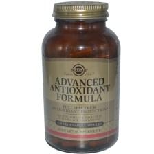 Solgar Advanced Antioxidant Formula Συμπλήρωμα Διατροφής για την Προστασία των Υγιών Κυττάρων του Οργανισμού veg.caps - 60 caps
