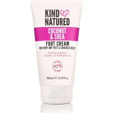 Kind Natured Coconut & Shea Foot Cream, για Σκασμένα Πόδια 150ml