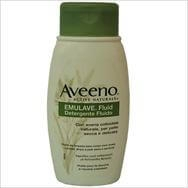 Aveeno Αφρώδες Υγρό Καθαρισμού Προσώπου Και Σώματος Emulave Fluid - 250ml