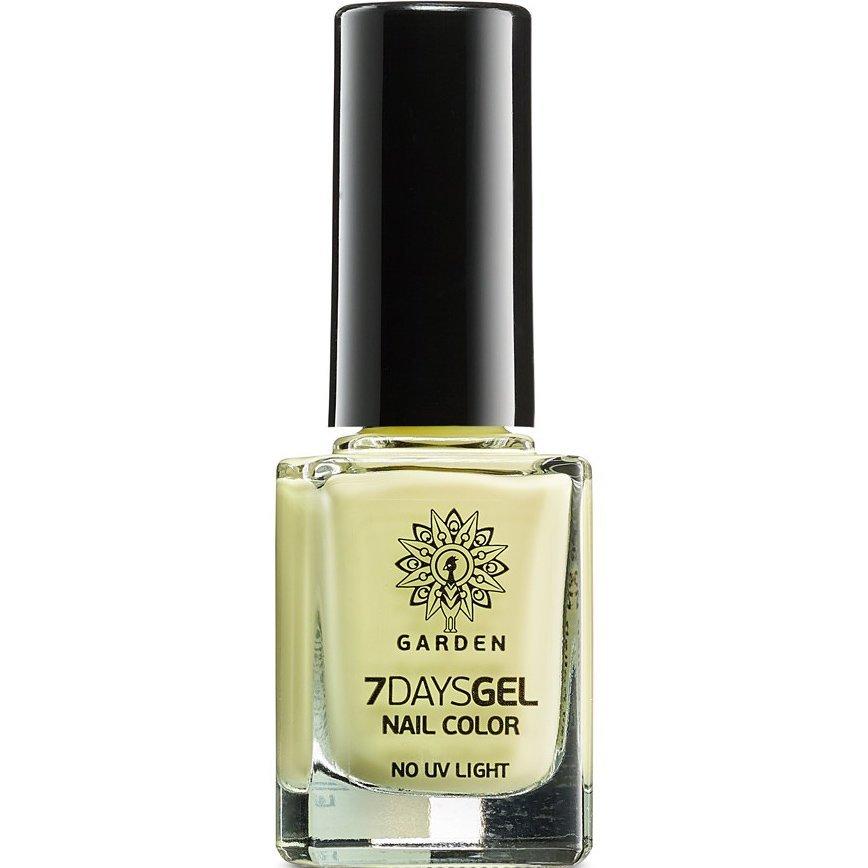 Garden Of Panthenols 7 Days Gel Nail Color No UV Light Ημιμόνιμο Βερνίκι-Gel Πολύ Μεγάλης Διάρκειας 12ml - 34