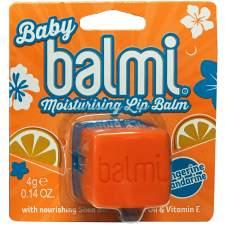 Balmi Baby Balmi Moisturising Lip Balm Ενυδατικό Balm Χειλιών 4g - Tangerine