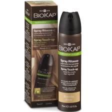 Biokap Nutricolor Delicato Spray Touch-Up Εκνέφωμα για την Κάλυψη της Ρίζας 75ml - Blond