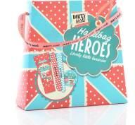 Dirty Works Handbag Heroes Τσαντάκι με Προϊόντα για την Περιποίηση των Χεριών & των Νυχιών