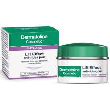 Dermatoline Cosmetic Anti-Age Lift Effect Day Cream Αντιρυτιδική Κρέμα Lifting Ημέρας, Διεγείρει τη Μικροκυκλοφορία 50ml