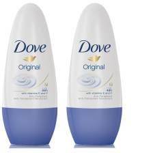 Dove Αποσμητικό Original 2 x 50ml Πακέτο 1+1