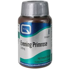 Quest Evening Primrose Oil 1000mg 10% GLA 45 κάψουλες