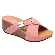 Dr Scholl Shoes Elon 2.0 Pale Pink Γυναικεία Ανατομικά Παπούτσια Χαρίζουν Σωστή Στάση & Φυσικό Χωρίς Πόνο Βάδισμα 1 Ζευγάρι - 36