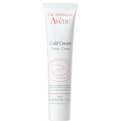 Avene Cold Cream θεραπευτική προστατευτική κρέμα πρόσωπο βρέφη παιδιά ενήλικες 40ml