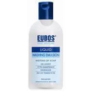 Eubos Liquid Blue Υγρό καθαρισμού, για τον καθημερινό καθαρισμό και την περιποίηση προσώπου και σώματος - 400ml
