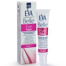 Eva Belle Eye Cream Αντιοξειδωτική Κρέμα Ματιών για Εντατική Ανάπλαση με Υαλουρονικό & Κολλαγόνο 15ml