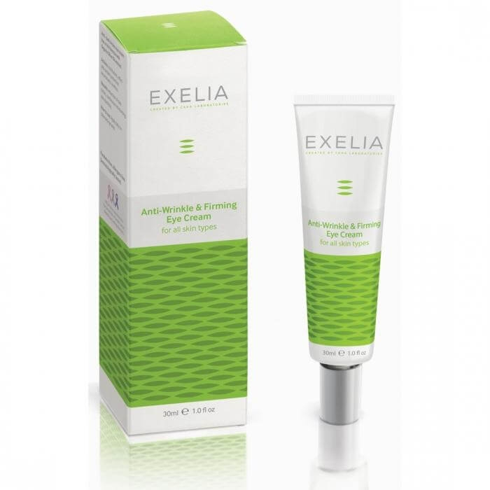 Exelia Anti-Wrinkle & Firming Eye Cream (for all skin types) Αντιρυτιδική Κρέμα Ματιών 30ml