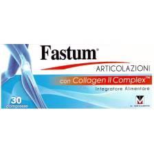 Menarini Fastum Articolazioni Συμπλήρωμα Διατροφής για τις Αρθρώσεις με Κολλαγόνο Τύπου ΙΙ Complex 30 Δισκία