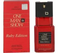 Jacques Bogart One Man Show Ruby Edition Eau De Toilette 100ml