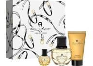 Aigner Etienne Aigner Pour Femme Gift Set Eau De Parfum 100ml + Body Lotion 50ml + Eau de parfum 6ml