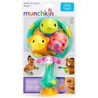Munchkin Catch & Score Hoop Δύο Κλασικά Παιχνίδια Μπάνιου Δίχτυ & Μπουγελόφατσες