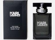 Karl Lagerfeld Pour Homme Eau De Toilette 50ml