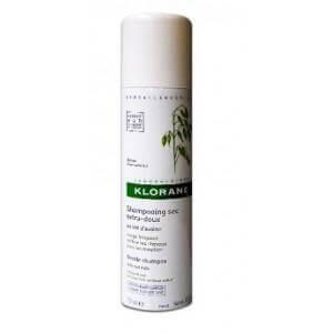 Klorane Shampooing Sec Au Lait d'Avoine Απαλό Dry Shampoo Με Εκχύλισμα Βρώμης 150ml