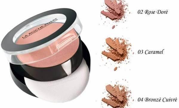 La Roche Posay Toleriane Teint Blush Ρουζ Για Φυσικά Λαμπερό Αποτέλεσμα 5gr - 03 Caramel
