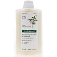 Klorane Shampoo Lait d' Amande Σαμπουάν Για Ογκο Συχνή Χρήση Λεπτά Μαλλιά Με Γαλάκτωμα Αμυγδάλου - 400ml