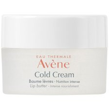 Avene Cold Cream Baume Levres Επουλωτικό Βάλσαμο Χειλιών Εντατικής Θρέψης & Επανόρθωσης για Πολύ Ξηρά & Σκασμένα Χείλη 10ml