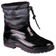 Dr Scholl Shoes New Vestmann Low Μαύρο Ανατομικά Μποτάκια Εξαιρετικά Άνετα Χαρίζουν Σωστή Στάση & Χωρίς Πόνο Βάδισμα 1 Ζευγάρι - 36