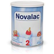 Novalac 2 Γαλα Σκόνη 2ης Βρεφικής Ηλικίας Απο Τον 6ο Μήνα 400gr