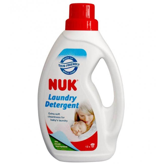 Nuk Laundry Detergent Υγρό Απορρυπαντικό Σχεδιασμένο για τα Βρεφικά Ρούχα 750ml
