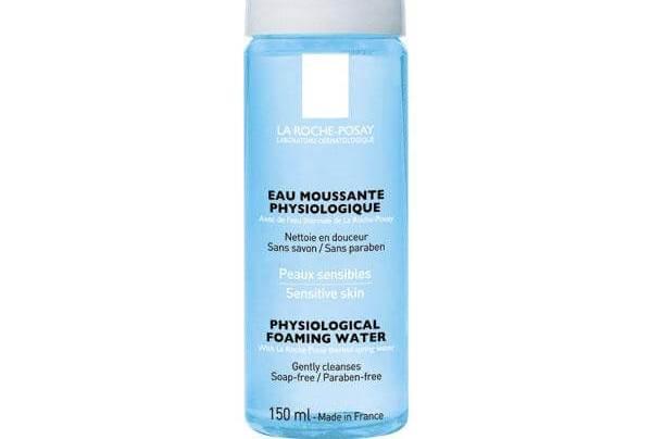 La Roche-Posay Eau Moussante Physiologique Αφρώδες Νερό Καθαρισμού Χωρίς Σαπούνι Και Χωρίς Paraben 150ml