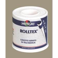 Master Aid Roll Tex Ρολλό Υφασμα Σε Λευκό Χρώμα - 5m X 5m