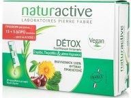 Naturactive Promo Detox Συμπλήρωμα Διατροφής Με Σημύδα, Πικραλίδα & Μίσχοι Κερασιού Για Αποτοξίνωση Οργανισμού,15Φακελ.+5 Δώρο