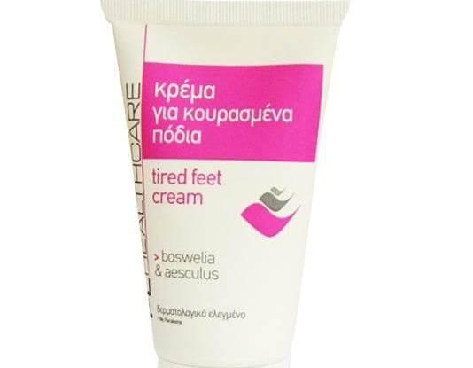FL PRODUCTS Tired feet cream Κρέμα για κουρασμένα πόδια 75ml