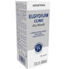 Elgydium Clinic Xeroleave Spray Λιπαντικό Spray για το Ξηρό Στόμα 70ml